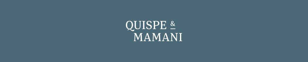 Quispe y Mamani